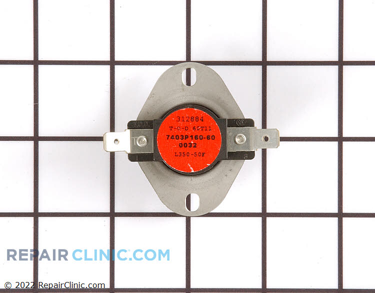 High Limit Thermostat 7403P160-60 Alternate Product View