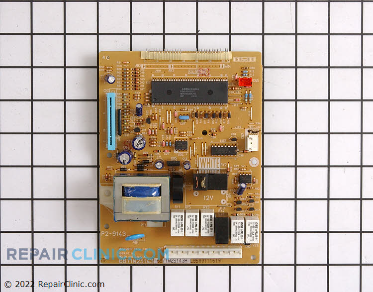 Circuit Board & Timer R9800354        Alternate Product View