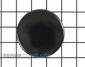 Surface Burner Cap - Part # 504295 Mfg Part # WP3191904