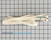 Power Cord - Part # 787553 Mfg Part # 112124270004