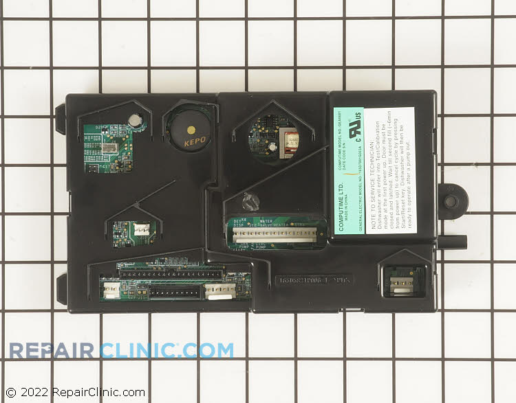 Control Module WD21X10370 Alternate Product View