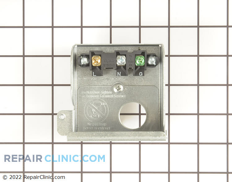Terminal Block 00640476 Alternate Product View
