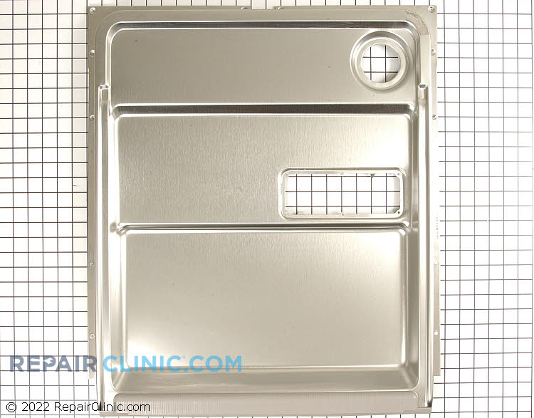 Inner Door Panel WPW10643220 Alternate Product View