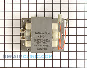 High Voltage Transformer - Part # 725362 Mfg Part # 815095