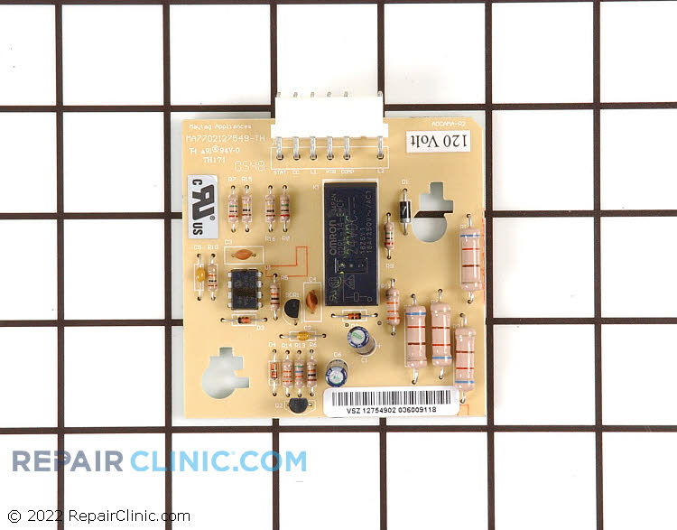 Defrost Control Board WP67004704 Alternate Product View