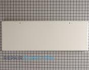 """Panel, broil door,30"""" - Part # 353152 Mfg Part # 06513100W"""