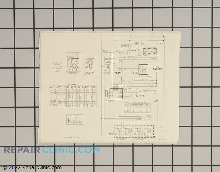 Wiring Diagram - 9754373