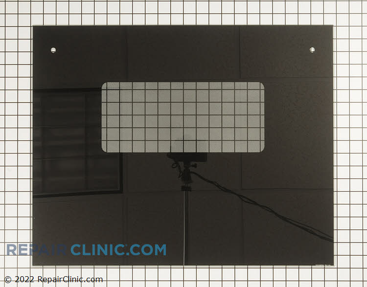 Outer Door Glass WB57K5256       Alternate Product View