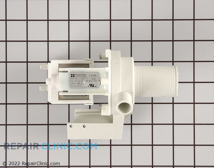 Drain Pump WD26X10016 Alternate Product View
