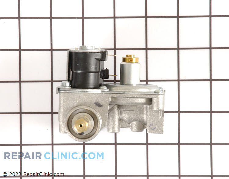 Gas Valve Assembly WE14X207 Alternate Product View