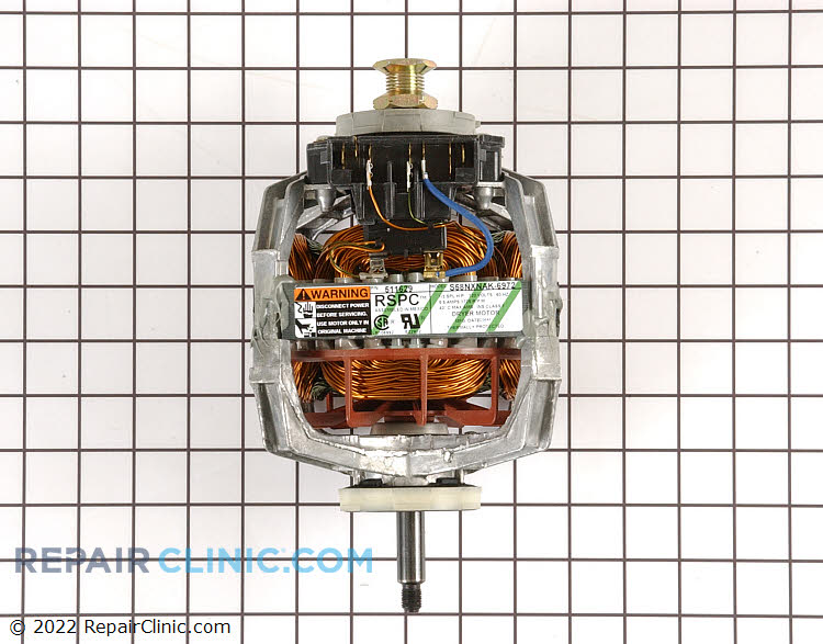 Drive Motor 511629P         Alternate Product View