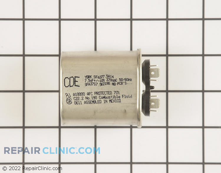 Run Capacitor WB27X5487 Alternate Product View