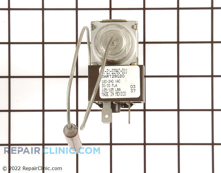 Temperature Control Thermostat 112122960011 Alternate Product View