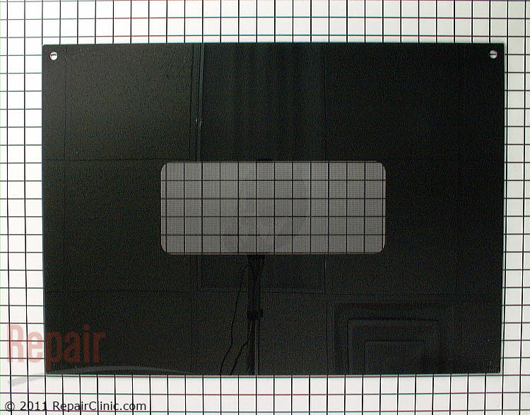Outer Door Glass 5303016258 Alternate Product View