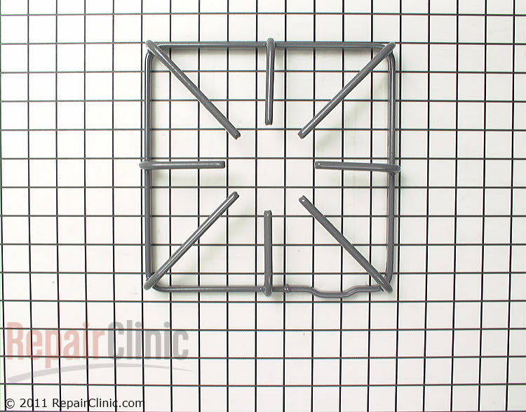 Burner Grate WB31K10017      Alternate Product View
