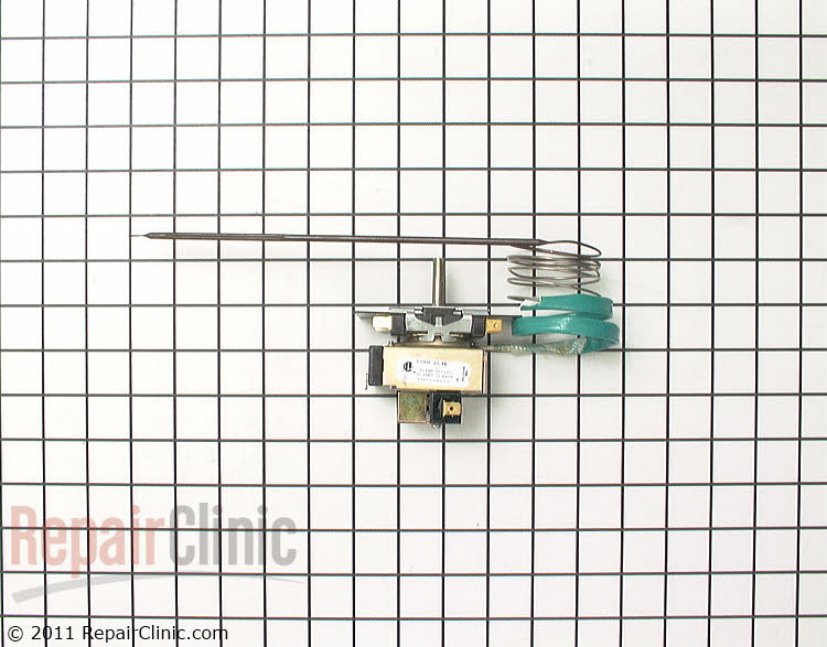 Temperature Control Thermostat W10125459       Alternate Product View
