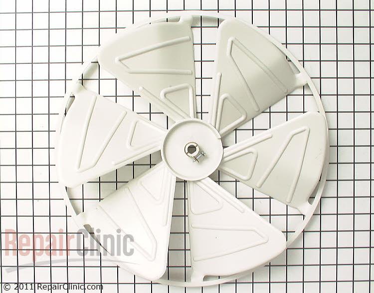 Blower Wheel & Fan Blade 112123770002 Alternate Product View