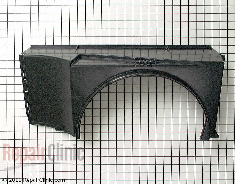 Shroud-Condenser, Upper