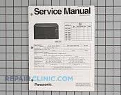 Repair Manual - Part # 1164542 Mfg Part # SMNNS950WA