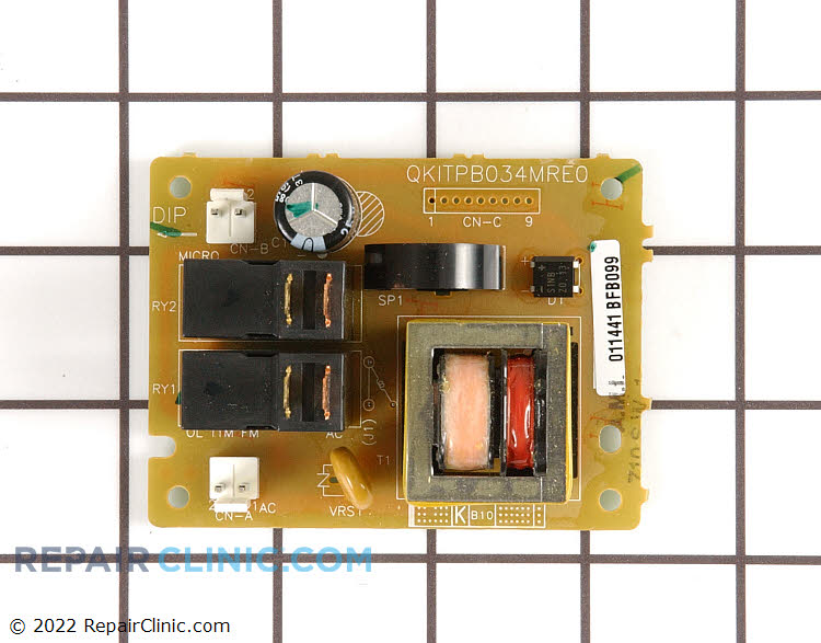 Power Supply Board DPWBFB099MRU0 Alternate Product View