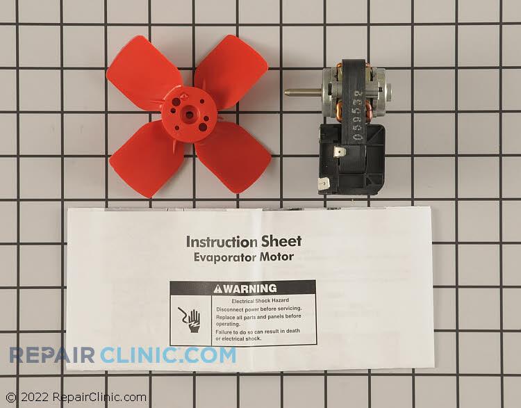 Evaporator Fan Motor 4388140 Alternate Product View