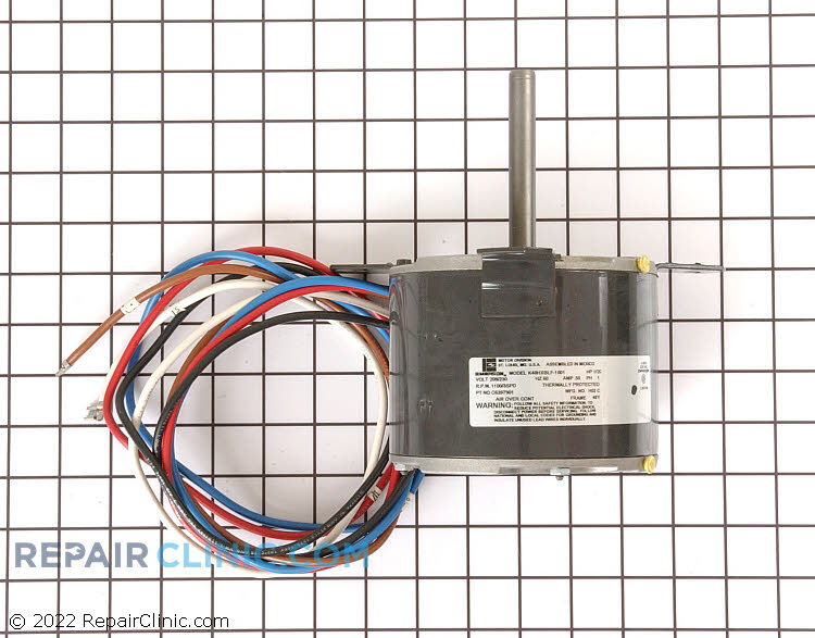 Fan Motor C6397901Q Alternate Product View
