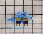 Water Inlet Valve - Part # 906483 Mfg Part # WP8181694
