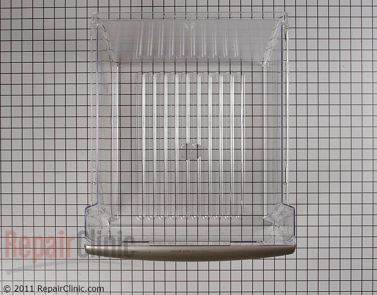 Crisper Drawer 240351049 Alternate Product View