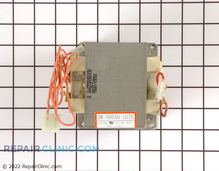 High Voltage Transformer 56001221 Alternate Product View