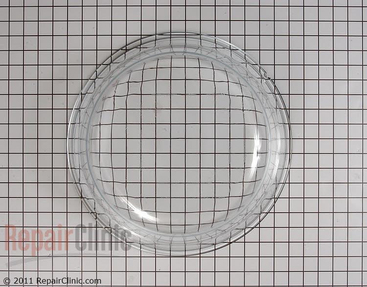 Glass Window WPW10388315 Alternate Product View
