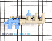 Water Inlet Valve - Part # 455469 Mfg Part # WP22002795