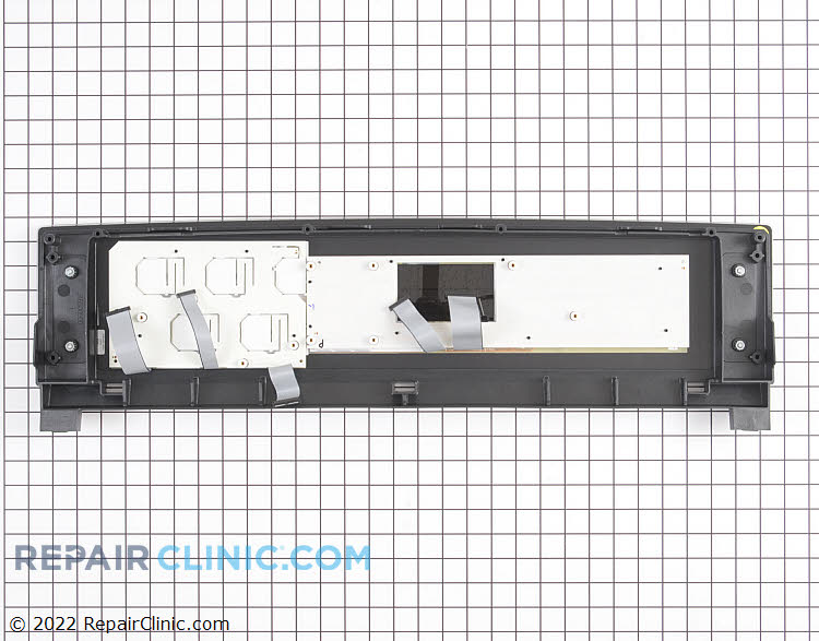 Control panel assembly,user interface ,black 316538401       Alternate Product View