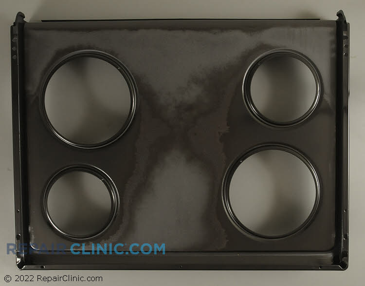 Metal Cooktop 316202387 Alternate Product View
