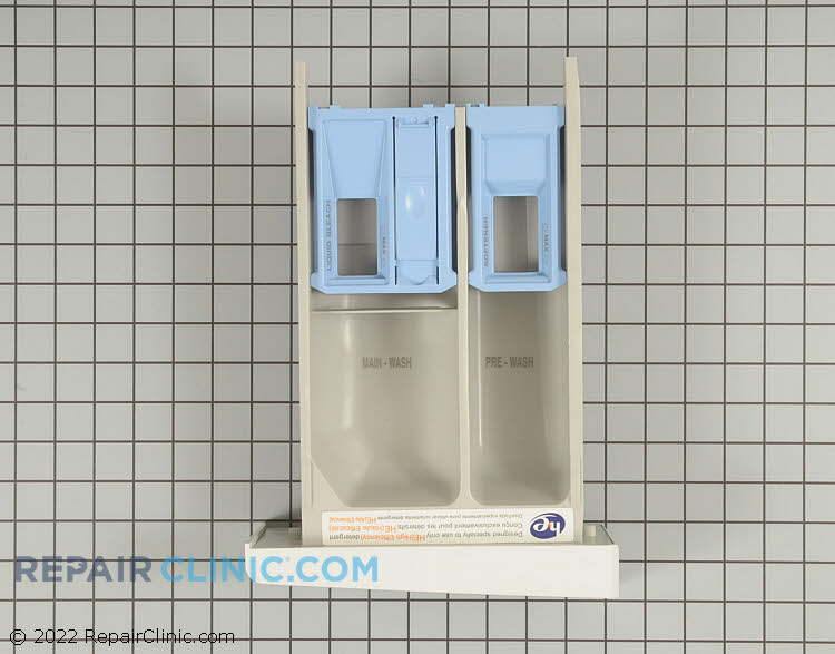 Detergent Dispenser 3721ER1158A Alternate Product View