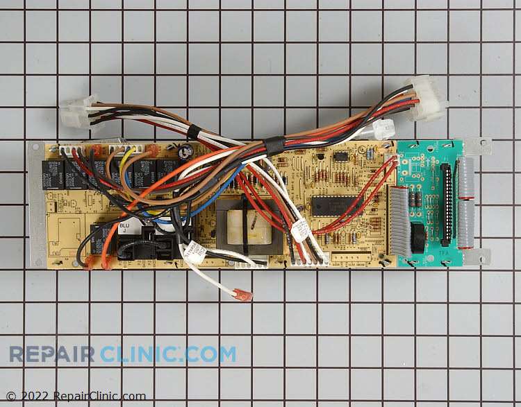 Oven Control Board WP74007234 Alternate Product View