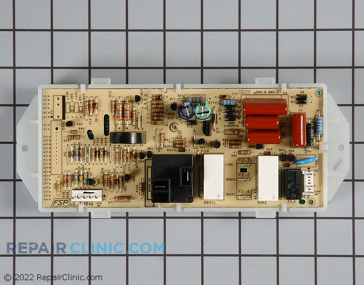 Oven Control Board WP6610456 Alternate Product View