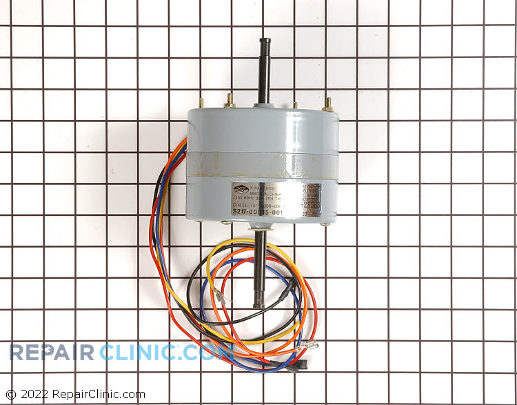 Fan Motor 50110056N001 Alternate Product View