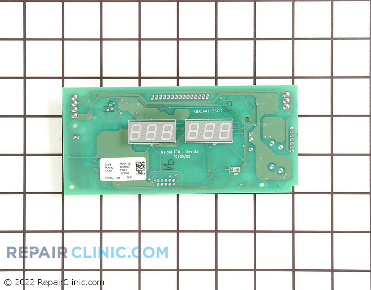 Dispenser Control Board 67006294 Alternate Product View