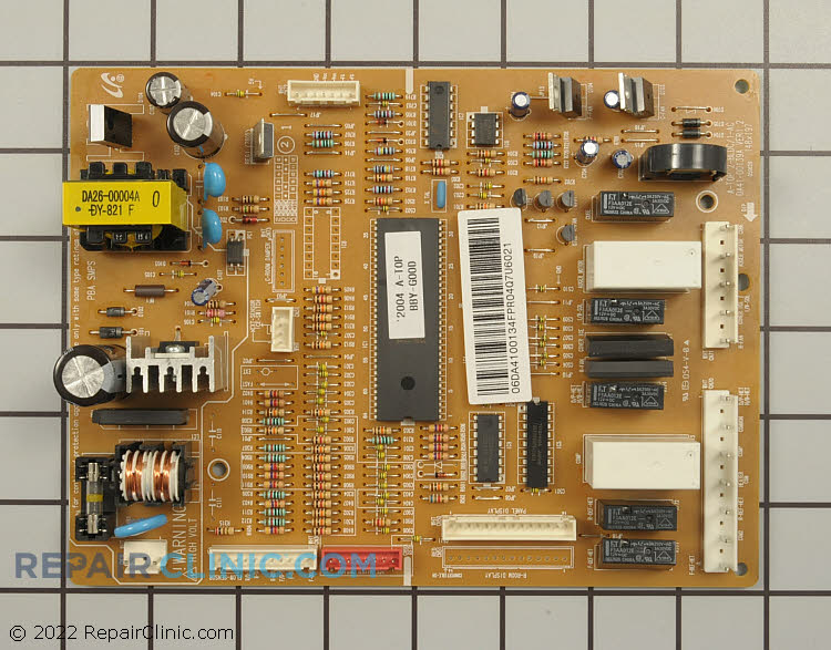 Main Control Board DA41-00134F     Alternate Product View