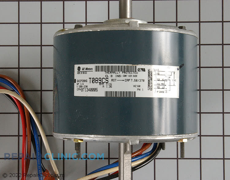Condenser Fan Motor BT1340005S Alternate Product View