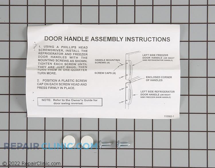 Door Handle 61002017        Alternate Product View