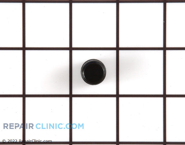 Clock knob, twist, without tension spring insert