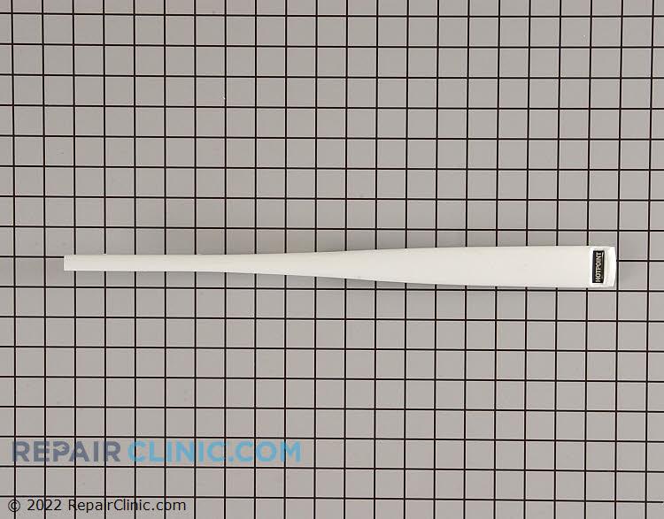 Insert handle fz white WR12X1076 Alternate Product View