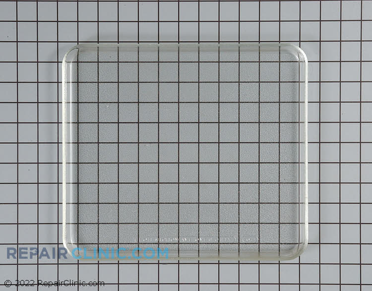 Tray-glass WB48X187        Alternate Product View