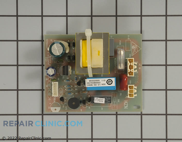 Main Control Board RF-0668-04      Alternate Product View