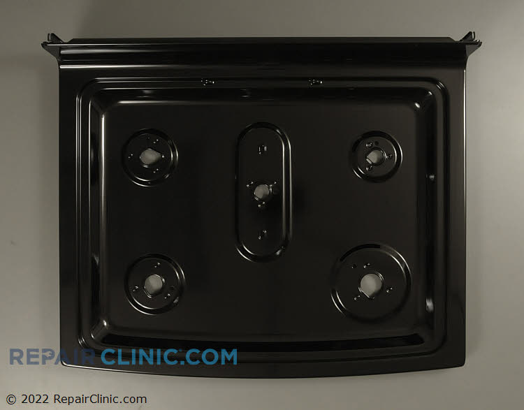 Metal Cooktop WB62K10110      Alternate Product View