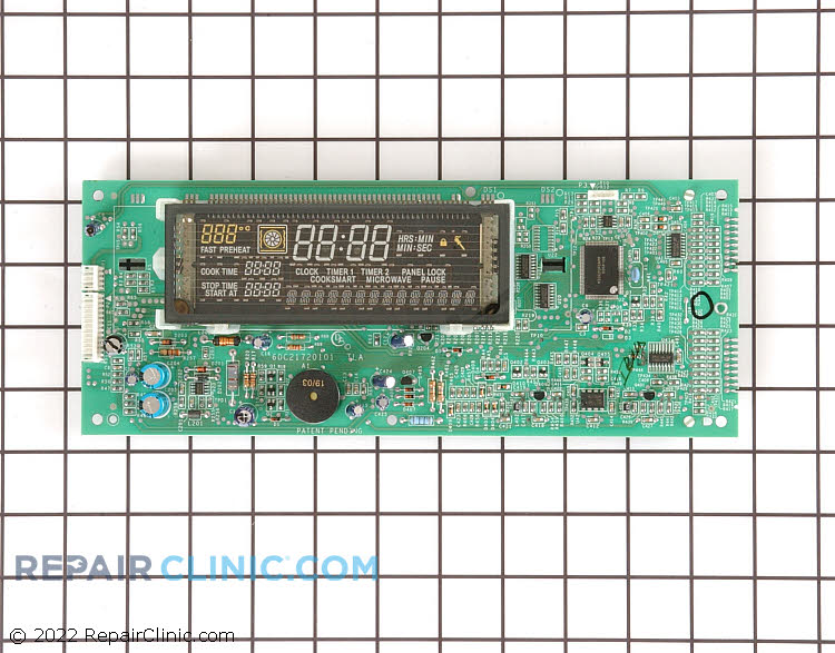 Oven Control Board 00671726 Alternate Product View