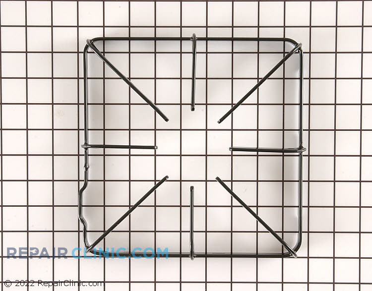 Burner Grate WB31K10012 Alternate Product View