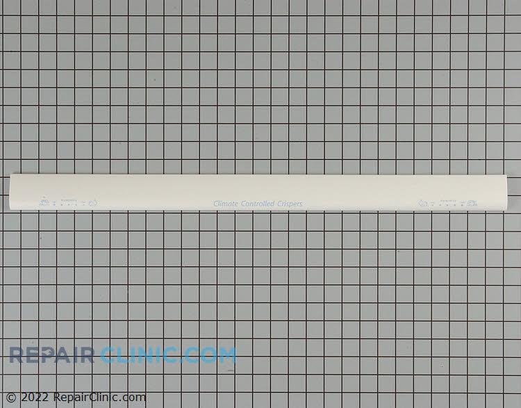 Shelf Trim WPW10231341 Alternate Product View