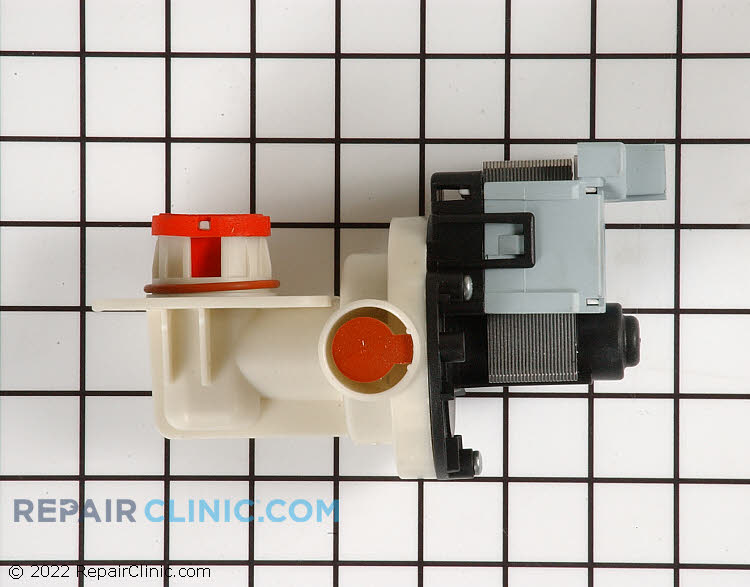 Drain Pump W10421247 Alternate Product View